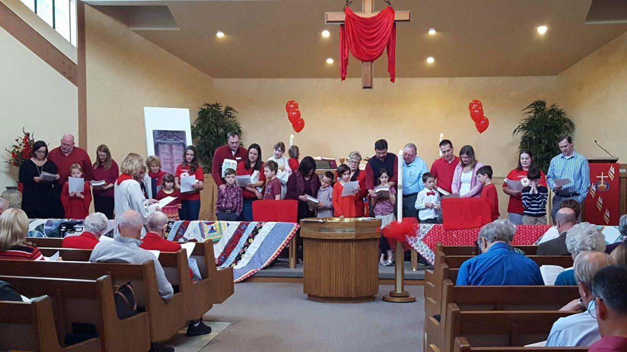 2017 3rd Grade Bible Presentation