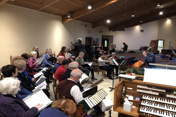 Choir and Strings December 2018