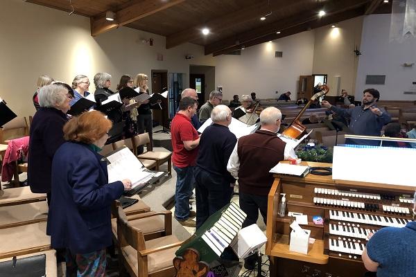 Sanctuary Choir 2018